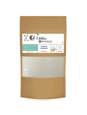 Gomme Xanthane - Epaississant naturel 20 g - Centifolia