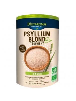Psyllium Blond Bio - Digestion et Transit 300 g - Dietaroma