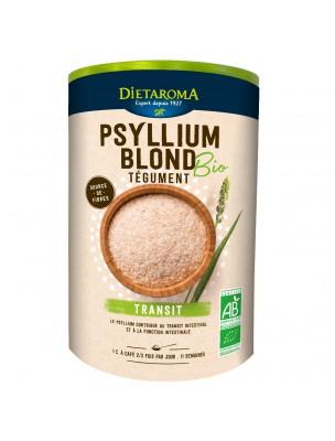 Psyllium Blond Bio - Digestion et Transit 500 g - Dietaroma