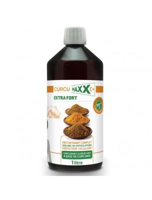 Curcumaxx C+ 95% - Curcuma Extra Fort 1 Litre - Curcumaxx