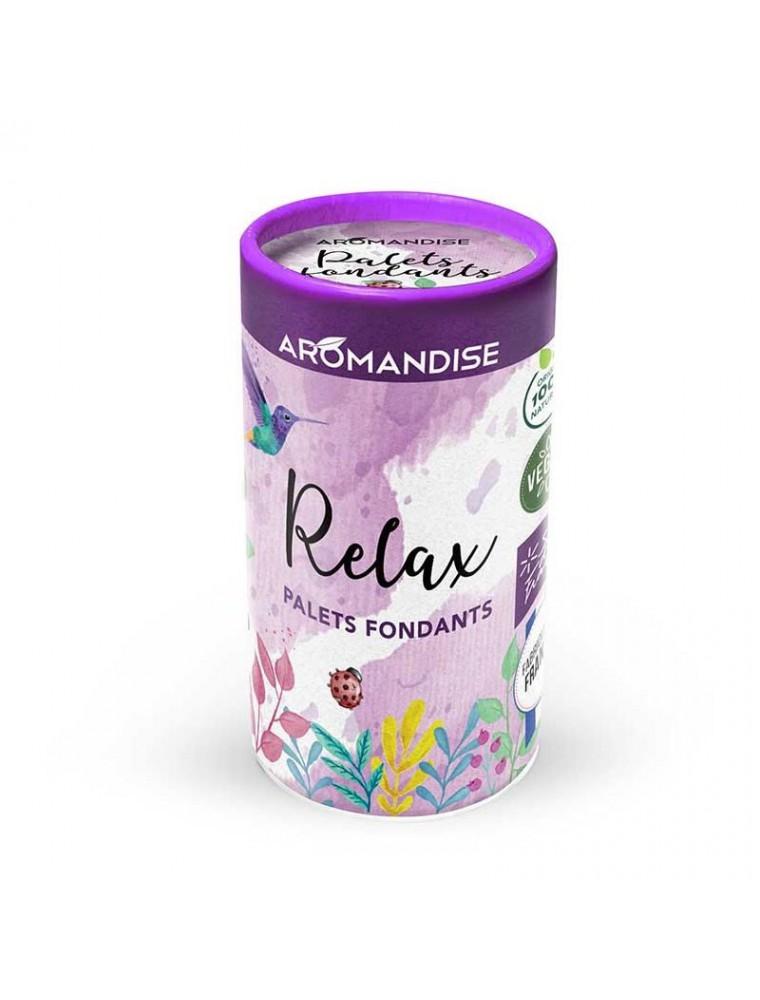 Palets Fondants Relax - Diffusion 6 palets - Aromandise