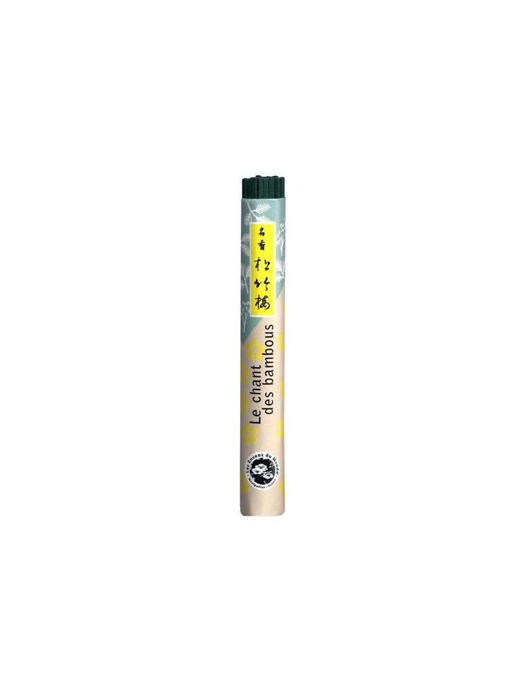 Le chant des bambous encens japonais - 40 bâtonnets - Les Encens du Monde