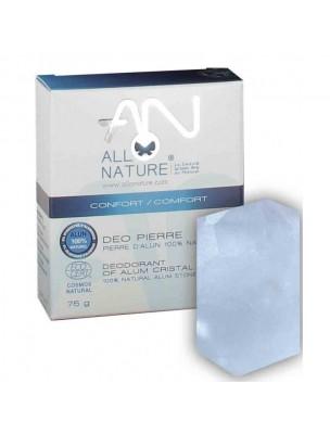 Pierre d'Alun Bio - Déodorant naturel 75g - Allo Nature