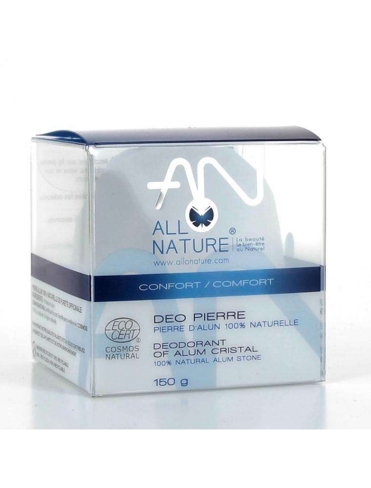 Pierre d'Alun Bio - Déodorant naturel 150g - Allo Nature