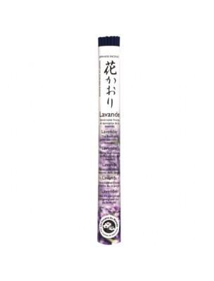 Lavande encens japonais - 35 bâtonnets - Les Encens du Monde