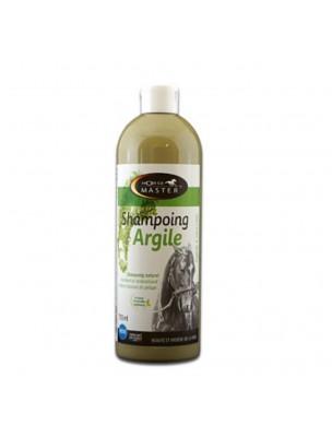 Shampoing Argile - Poils et Peau des Chevaux 750 ml - Horse Master