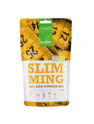 Mélange Minceur Bio - SuperFood Slimming SuperFoods 250g - Purasana