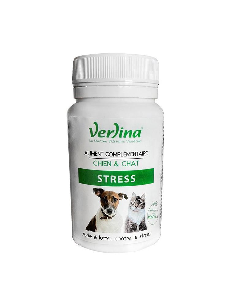Stress - Relaxation des Chiens et des Chats 60 comprimés - Verlina