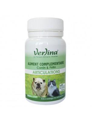 Articulations - Vitalité et Mobilité des Chiens et des Chats 60 comprimés - Verlina