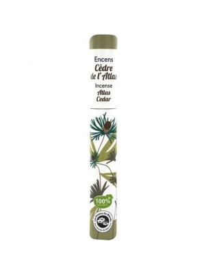 Cèdre de l'Atlas - Encens végétal 30 bâtonnets - Les Encens du Monde