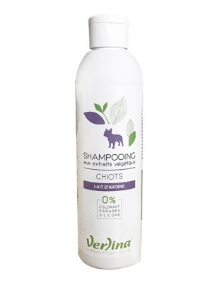 Shampooing Spécial Chiots - Chiens 250 ml - Verlina