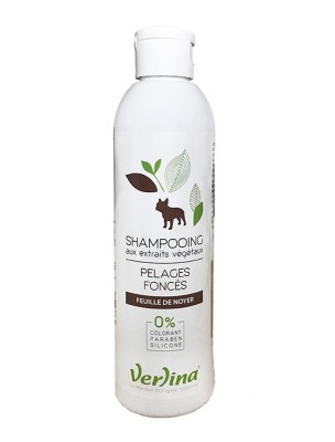 Shampooing Poils Longs - Chiens 250 ml - Verlina