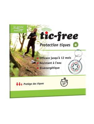 Tic-free - Protection Tiques Pendentif Randonneurs - AniBio