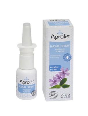 Spray Nasal Bio - Propolis et Plantes 20 ml - Aprolis