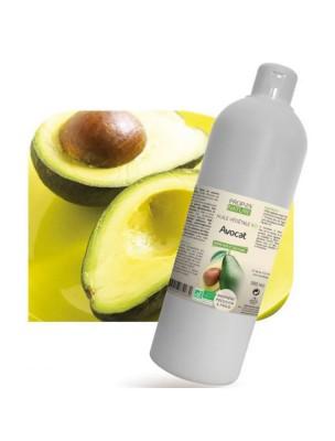 Avocat Bio - Huile végétale de Persea gratissima 500 ml - Propos Nature