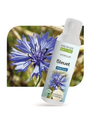 Bleuet Bio - Hydrolat de Centaurea cyanus 100 ml - Propos Nature