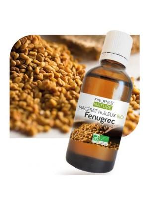 Fenugrec Bio - Macérât huileux de Trigonella foenum-graecum 50 ml - Propos Nature