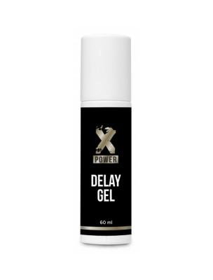 Delay Gel XPower - Gel Retardant l'éjaculation 60 ml - LaboPhyto