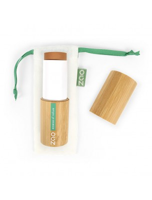 Fond de Teint Stick Bio - Hâlé Camel 779 10 grammes - Zao Make-up