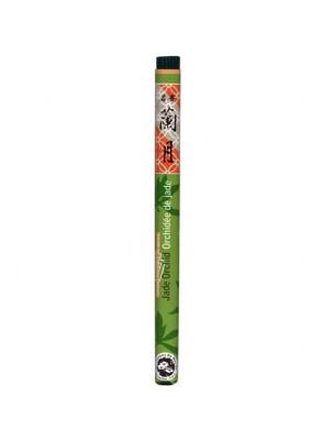 Orchidée de Jade encens japonais - 45 bâtonnets - Les Encens du Monde