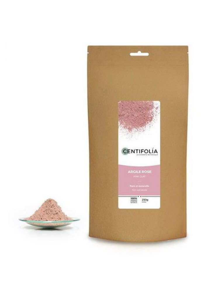 Argile Rose - Peaux délicates et sensibles 250 g - Centifolia