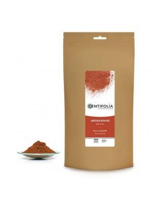 Argile Rouge - Peaux couperosées et sujettes aux rougeurs 250 g - Centifolia