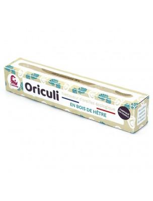 Oriculi en Bois - Nettoyeur d'oreilles écologique - Lamazuna