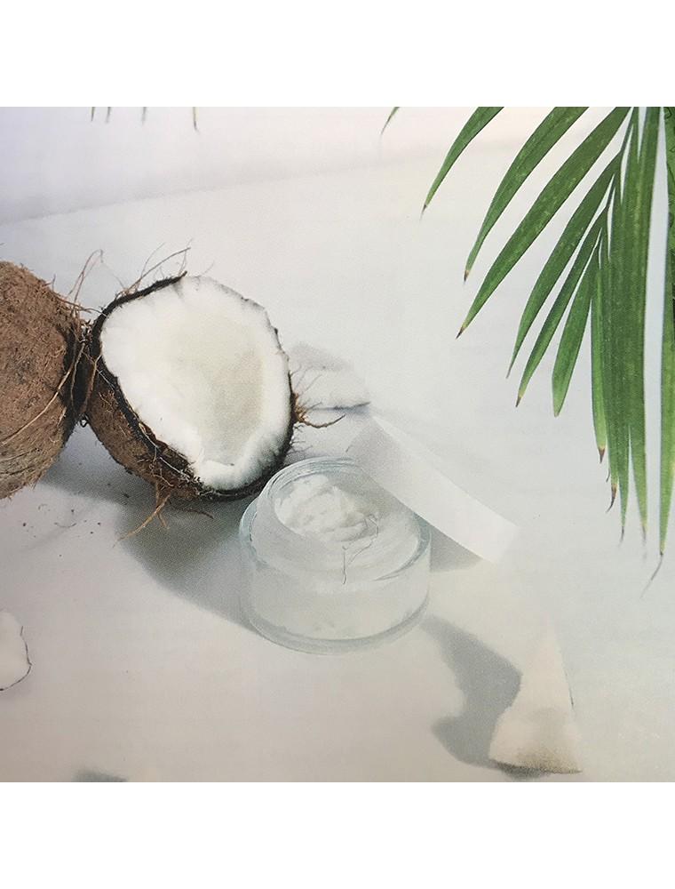 Kit DIY - Crème Fouettée Corps à l'Huile de Coco Bio