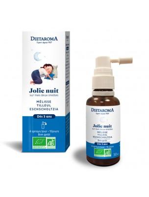 Jolie Nuit Bio - Sommeil des Enfants 30 ml - Dietaroma