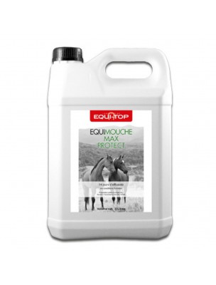 Equimouche Max Protect - Insecticide pour Chevaux 5L - Equi-Top