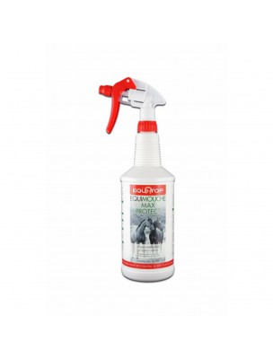 Equimouche Max Protect - Insecticide pour Chevaux 1L - Equi-Top
