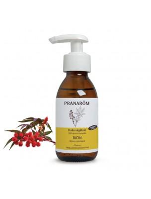 Ricin Bio - Huile végétale de Ricinus communis 100 ml - Pranarôm