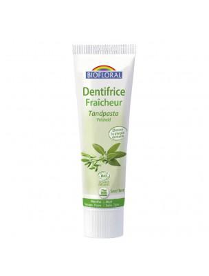 Dentifrice Fraîcheur Bio - Hygiène bucco-dentaire 100g - Biofloral