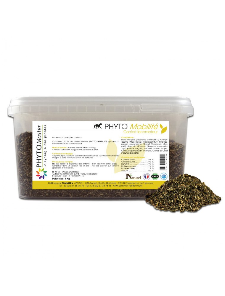Phyto Mobilité - Articulations des chevaux 1kg - Phyto Master