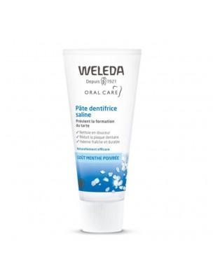 Dentifrice Salin - Protection naturelle contre les caries et le tartre 75 ml - Weleda