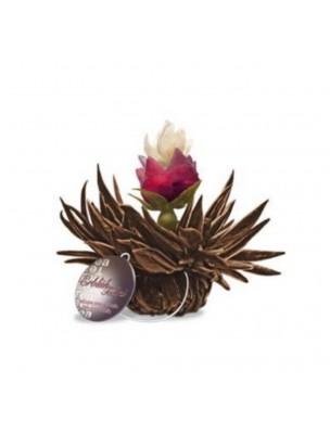 Cherry Pearl Fleur de Thé - Thé noir Rose, Jasmin et arôme Cerise
