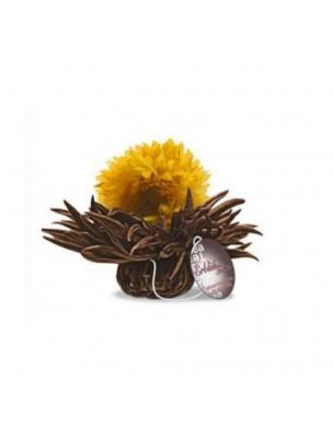 Caramel Shine Fleur de Thé - Thé noir Souci et arôme Caramel