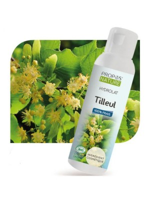 Image de Tilleul Bio - Hydrolat de Tilia vulgaris 100 ml - Propos Nature depuis ▷ Tea Tree Bio - Hydrolat de Melaleuca Alternifolia 200 ml - Herbes