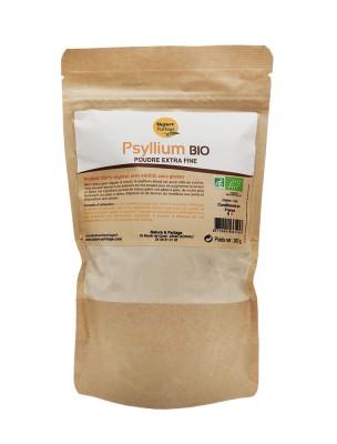 Psyllium blond - Poudre extra fine 300 grammes - Nature et Partage