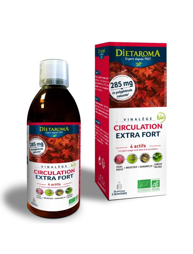 Vinalège Boisson Bio - Circulation 450 ml - Dietaroma
