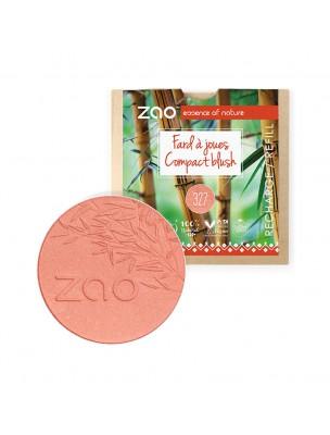 Recharge Fard à joues Bio - Rose Corail 327 9 grammes - Zao Make-up