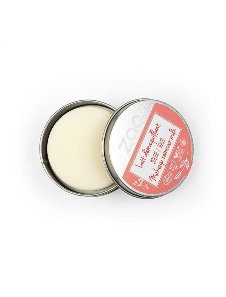 Lait démaquillant solide Bio - Soin du visage 70 grammes - Zao Make-up