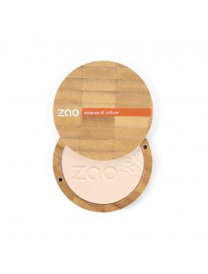 Poudre Compacte Bio - Porcelaine 306 9 grammes - Zao Make-up