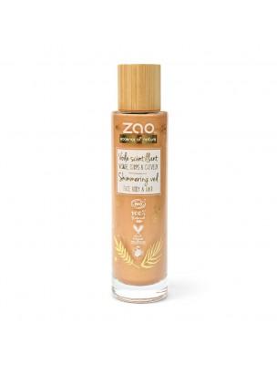 Voile Scintillant Bio - Visage, Corps et Cheveux 50 ml - Zao Make-up