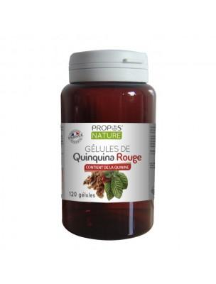 Quinquina rouge - Digestion 120 gélules - Propos Nature