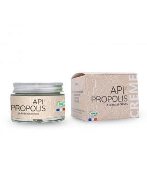 Api Propolis Bio - Crème Visage 50 ml - Propos Nature