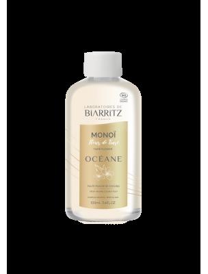 Monoï Fleur de Tiaré Bio - Oceane 100 ml - Les Laboratoires de Biarritz