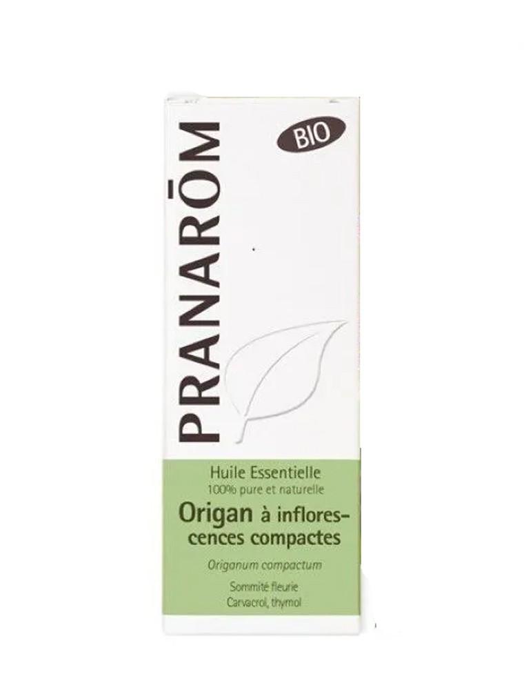 Origan compact Bio - Huile essentielle Origanum compactum 10 ml - Pranarôm