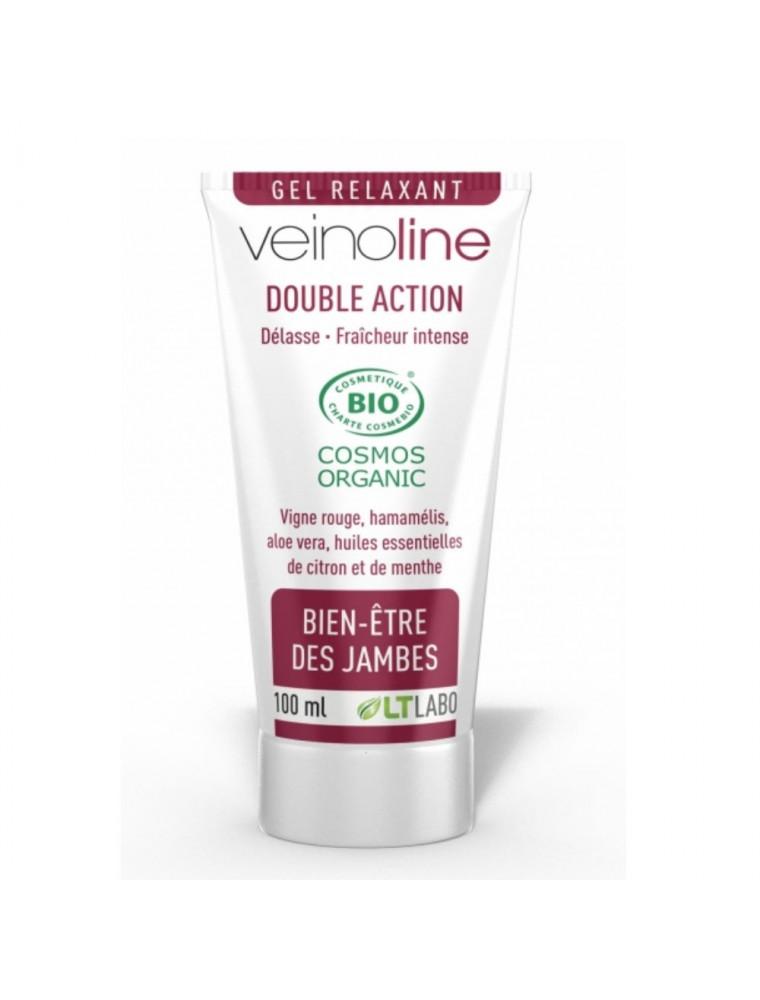 Veinoline Bio - Gel Relaxant Double Action 100 ml - LT Labo