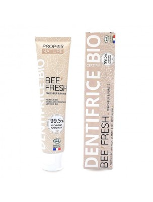 Bee'Fresh Bio - Dentifrice 75 ml - Propos Nature